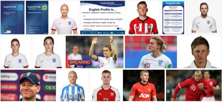 England Profile