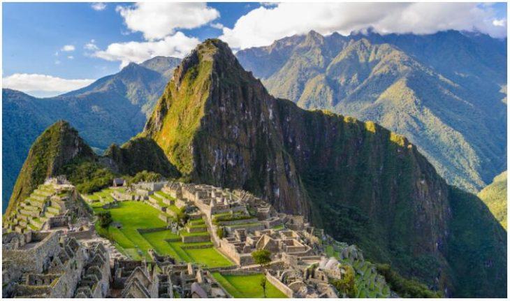 Machu Picchu - Lake Titicaca