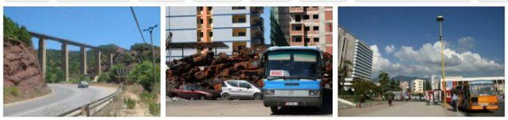 Transportation in Albania